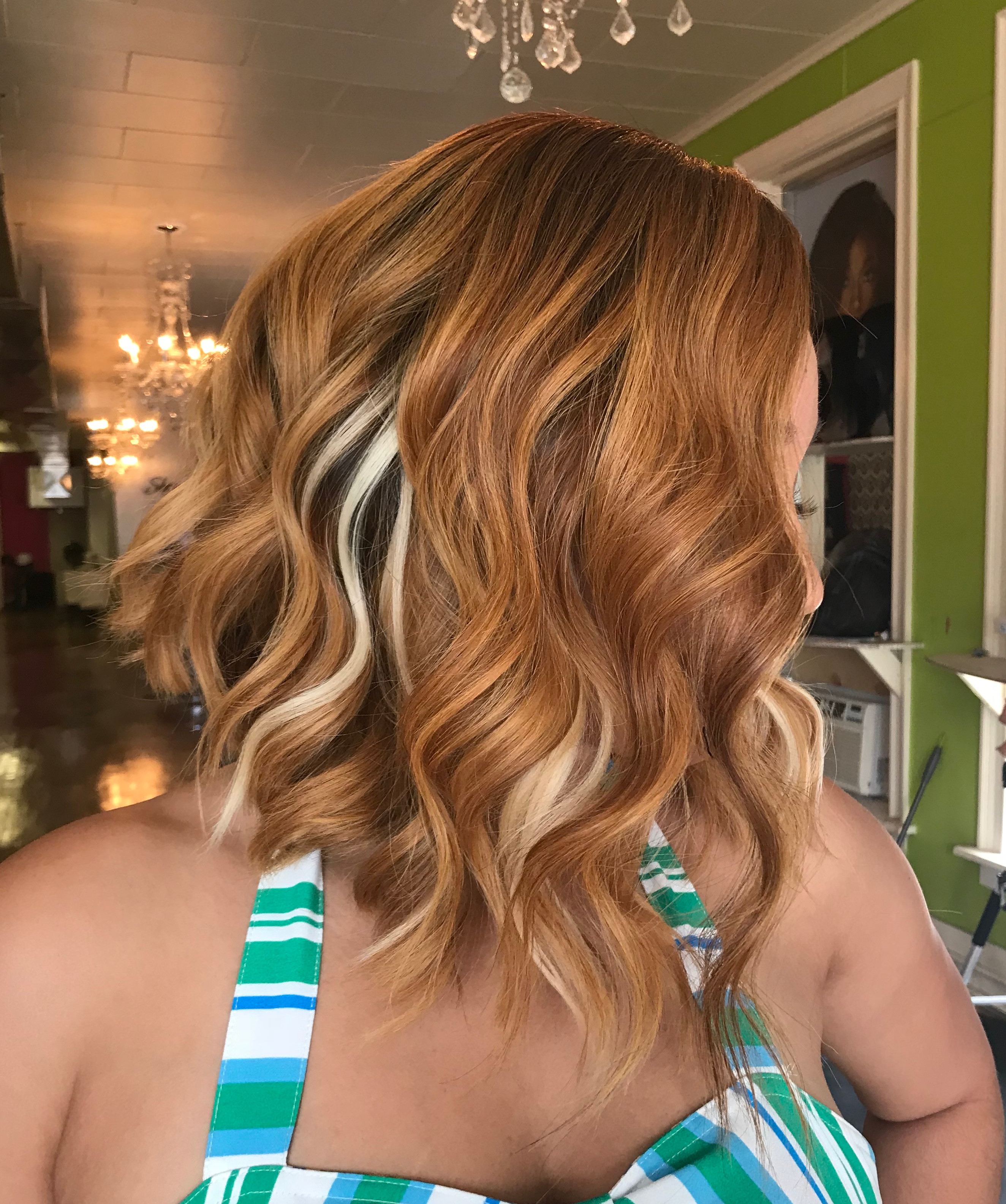 Balayage Ombre (TAP PIC FOR INFO)