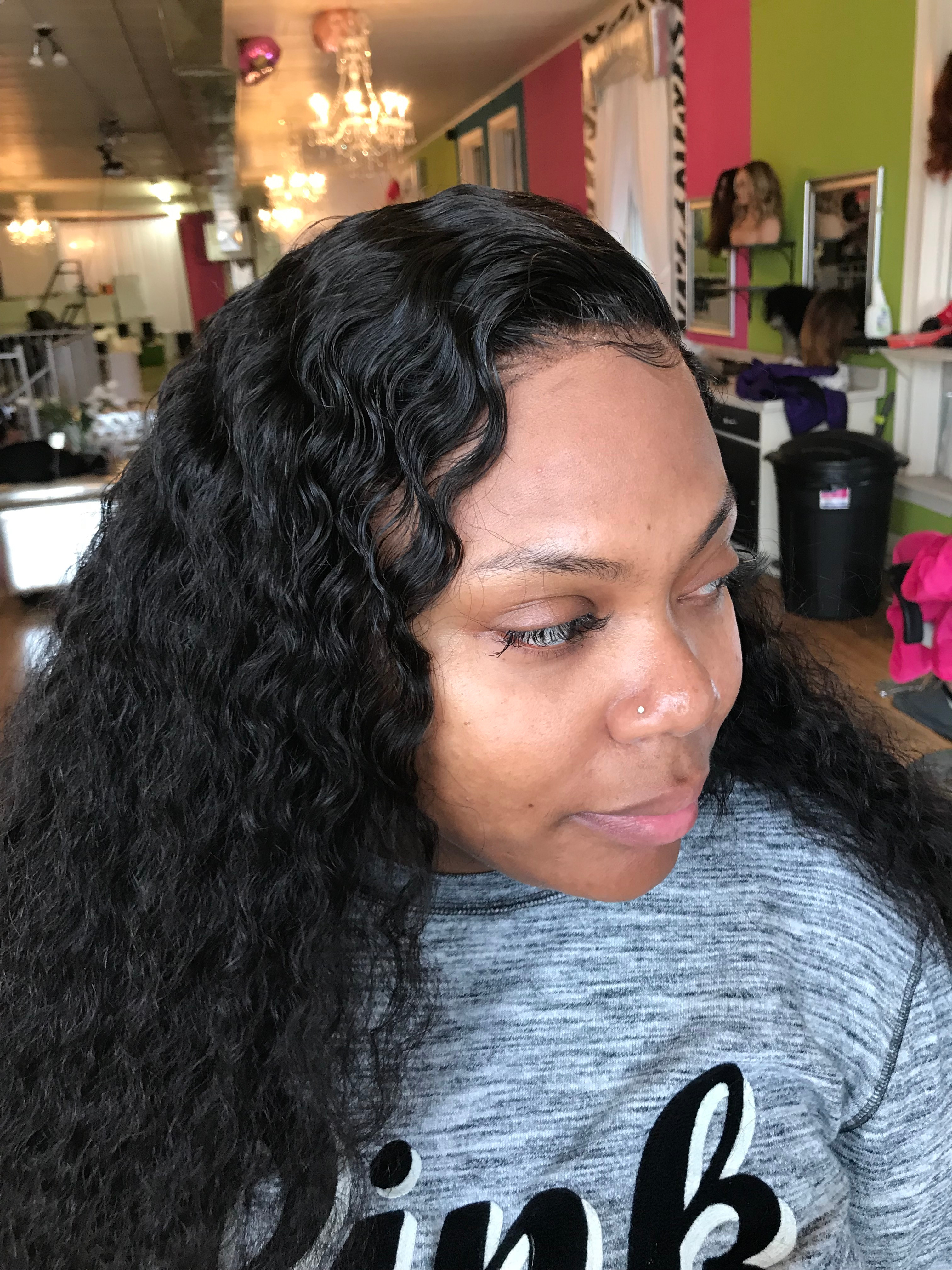 Full Lace Wig Install (TAP PIC FOR INFO)