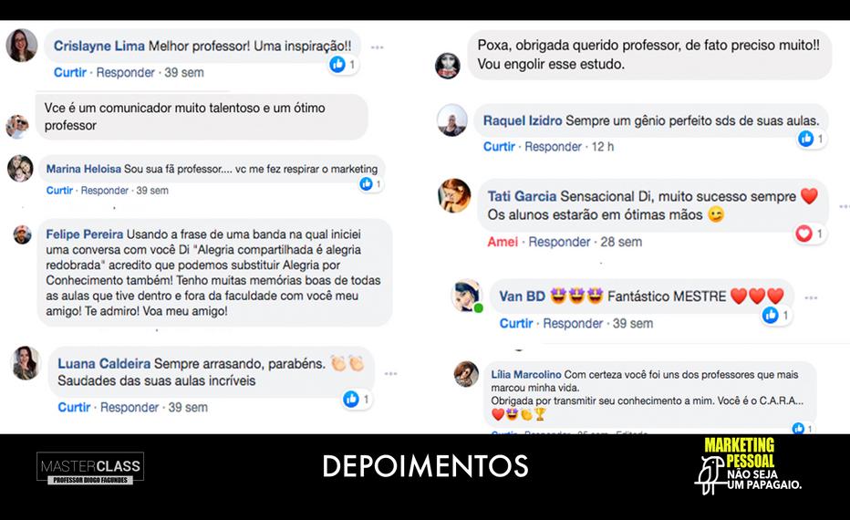MARKETING_PESSOAL | Prof. Diogo Fagundes_