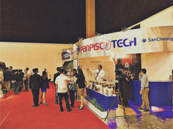 Panpisco Tech Exhibition Area