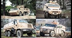 ARQUUS Armored Vehicles