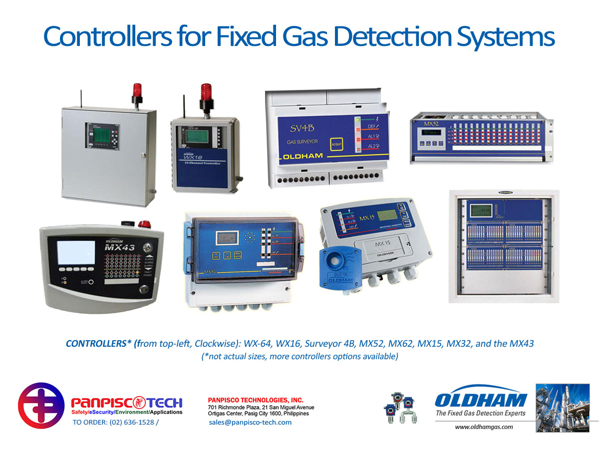Fixed Gas Detection Systems 1