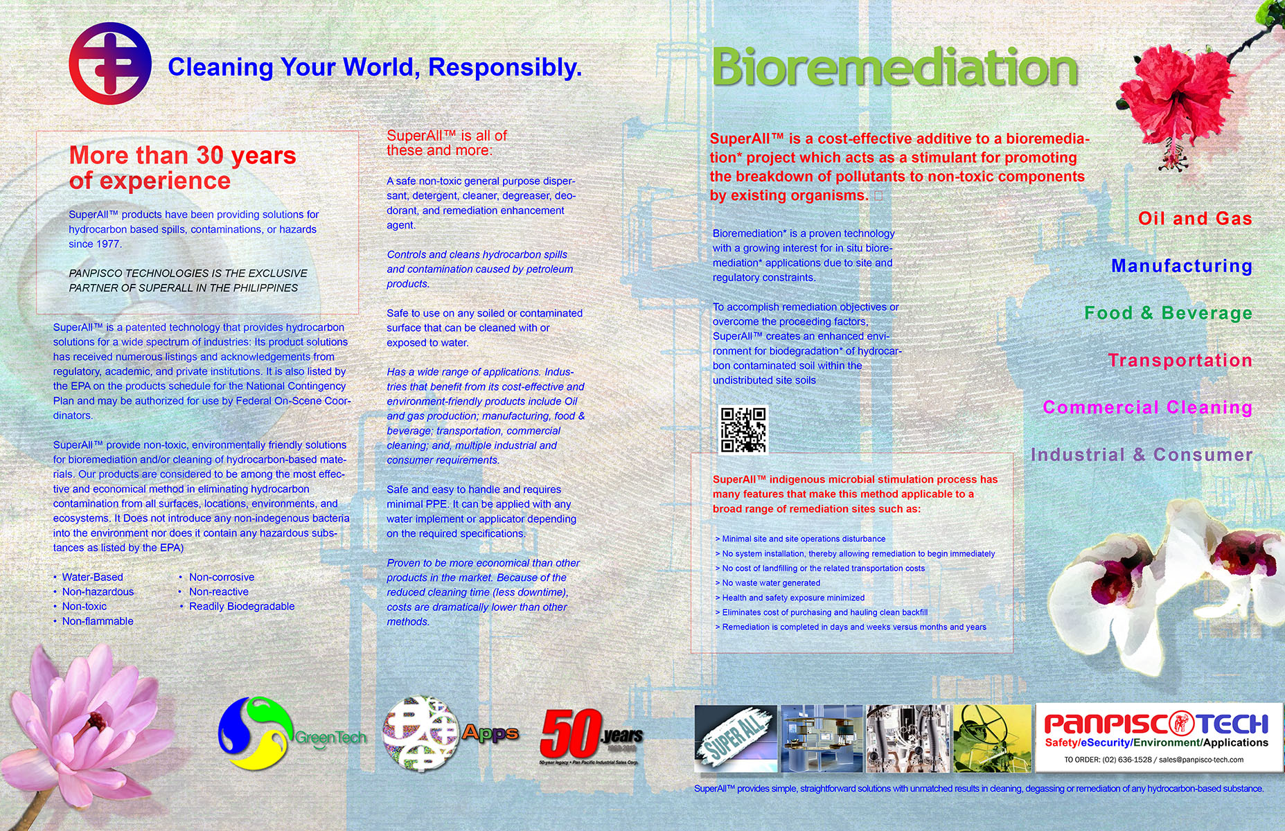 Superall Bioremediaiton