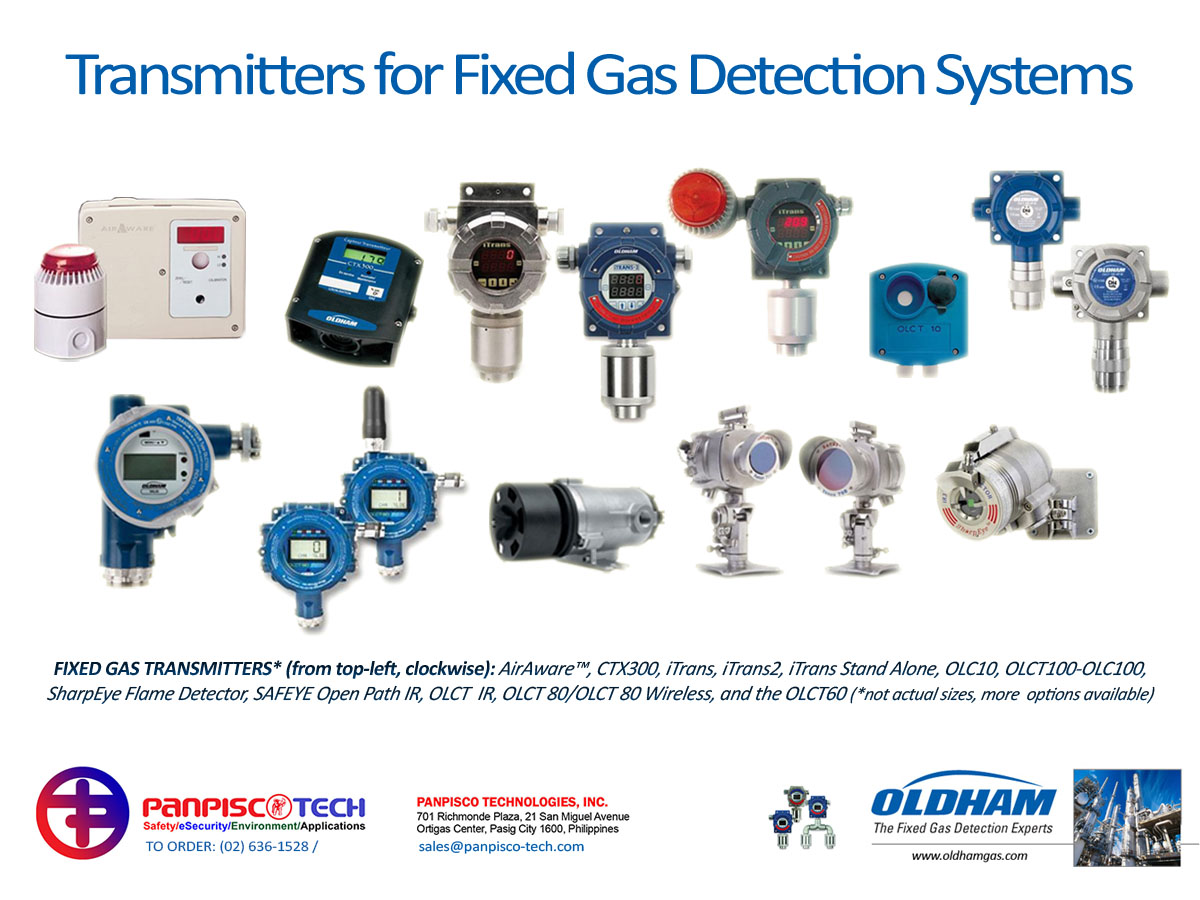 Fixed Gas Detection Systems 2