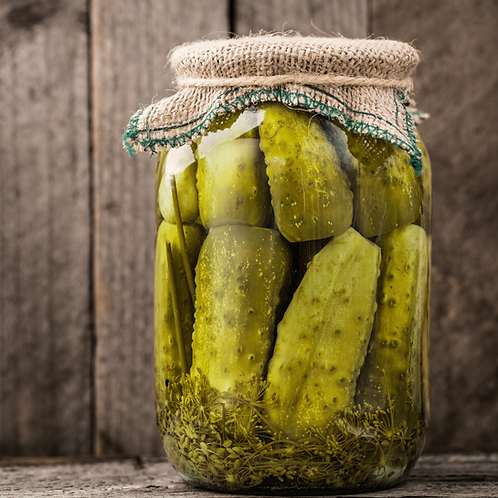 Hot & Spicy Pickle