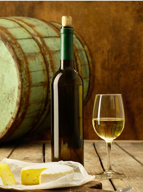 Savory Garlic & Romano White Wine Spread