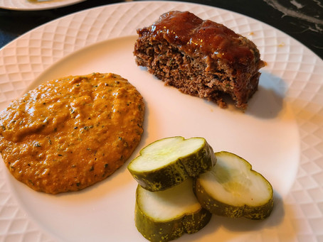 Texas Ranch Meatloaf