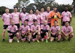 Team Photo pink
