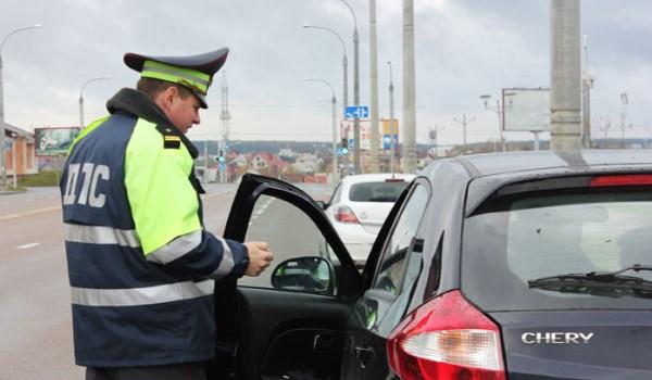 Водителей будут штрафовать за управление автомобилем, не прошедшим техосмотр