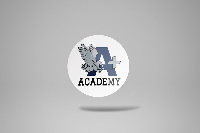 A+ ACADEMY Decal / Sticker