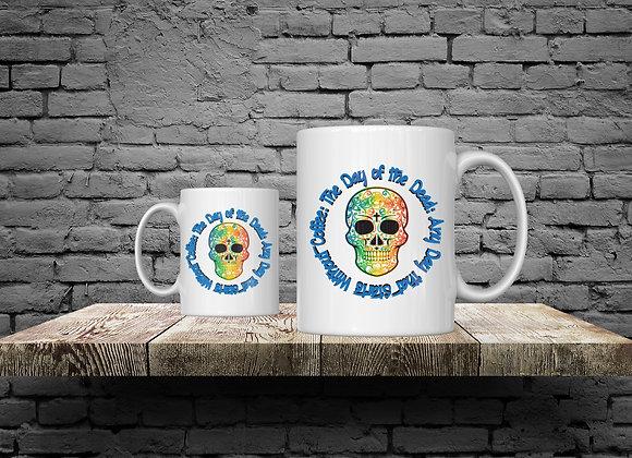 Day of the Dead 15 oz Coffee Mug