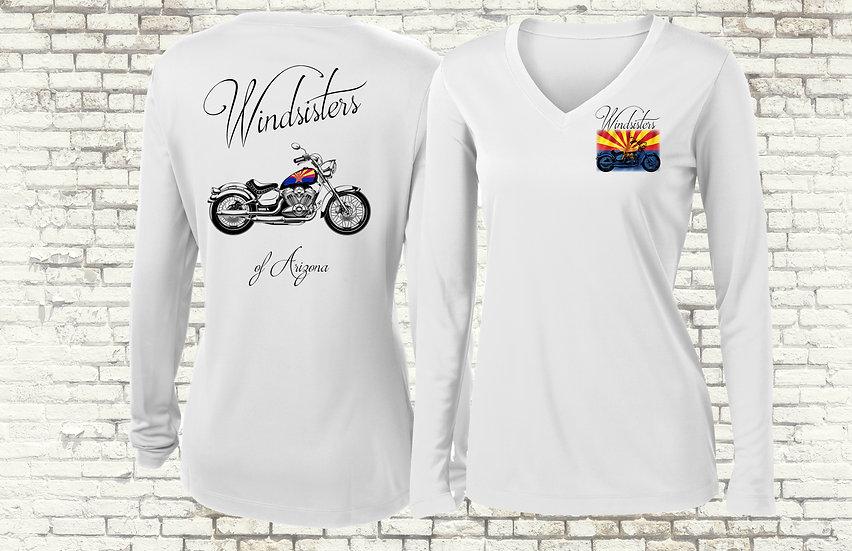 Moisture-wicking Long Sleeve Shirt