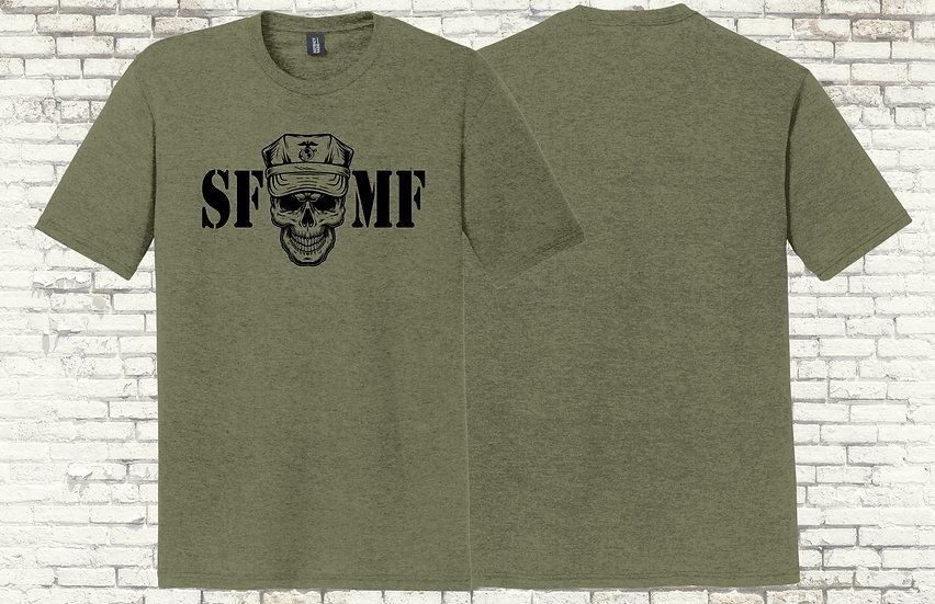 SFMF Skull T-shirt