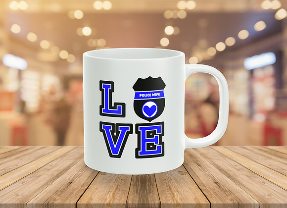 LOVE My LEO- Customizable Mug