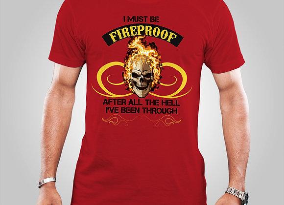 """Fireproof"" Tee"