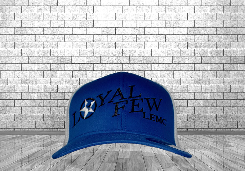 TEXAS STAR LOYAL FEW LEMC Flex Fit baseball style Cap