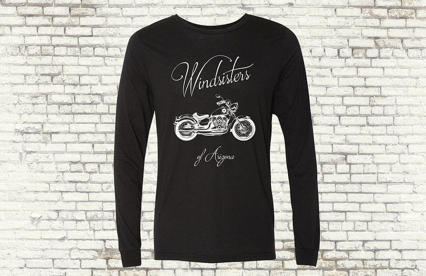 Windsisters Unisex Long Sleeve T-Shirt