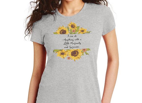 Profanity and Sarcasm T-shirt