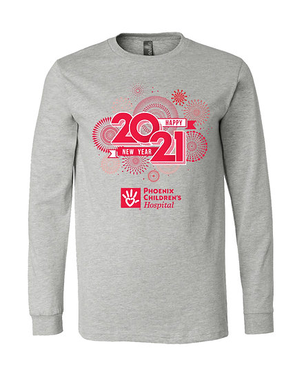 2021 New Year Long Sleeve