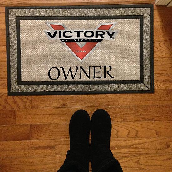 Victory Door Mat