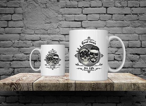 Real Gear for Life 15 oz Coffee Mug