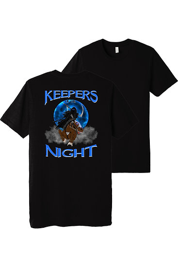 The Keepers in the Nigh Print Tee