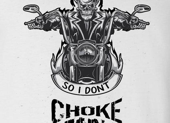 Choke people Long Sleeve T-shirt
