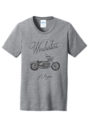 Windsisters Short Sleeve Crew T-Shirt