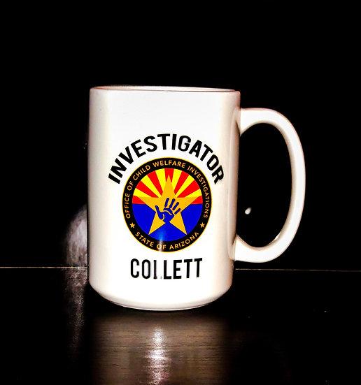 OCWI Mug