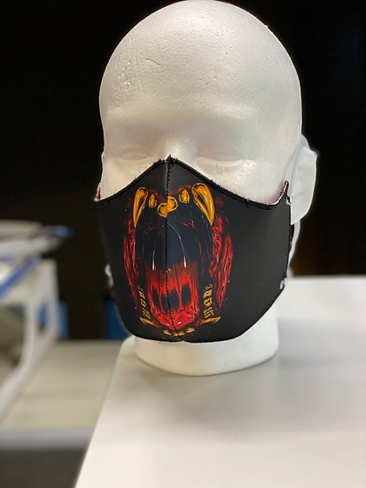 """Beast Mouth"" Mask"