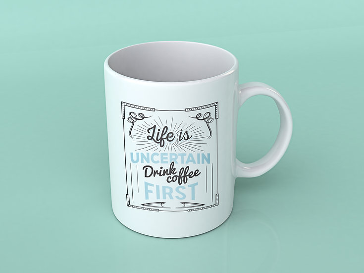 Drink Coffee First