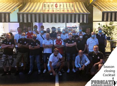I Forgiati al Bar Grillo archiviano la stagione 2019_2020 e si proiettano verso la quattordicesima