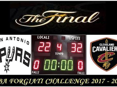 NBA Forgiati Challenge -THE FINAL-