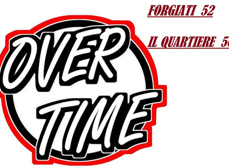 Over Time : questione di TESTA