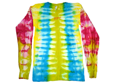 BFC Tie Dyed Long Sleeve