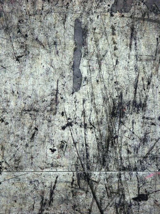 """Dean Dablow, """"Art School Floor #20,"""" 2020, pigmented ink jet photograph."""