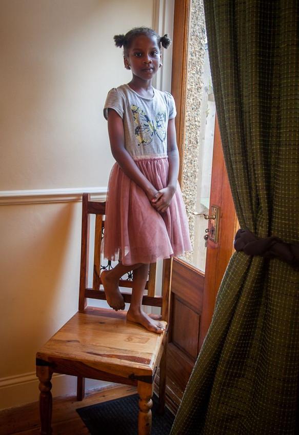 "Patricia Houghton Clarke, ""Zicqra, Sudan/UK,"" 2019, photography."