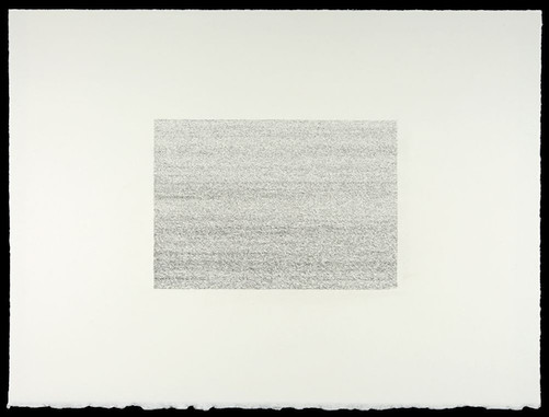 """Martin Brief, """"Constitution from, Documents of Freedom,"""" 2020, ink on paper."""