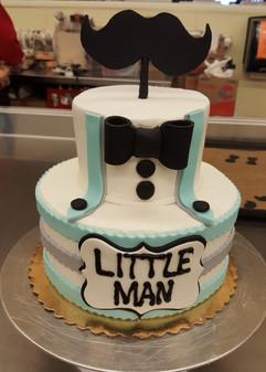 Little Man Babyshower