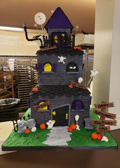 Haunted Halloween House