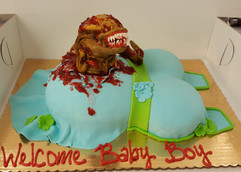 Alien Babyshower