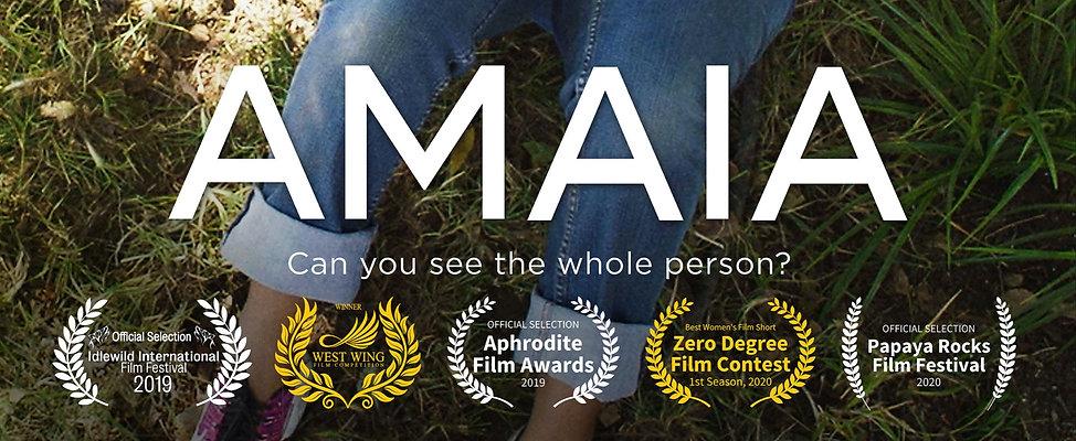 Amaia Award Winning Short Film Arma Benoit