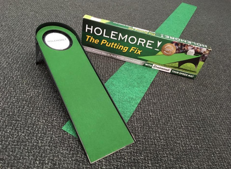 You will improve your putting... we GUARANTEE it!!