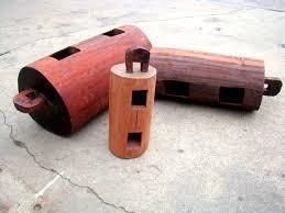 ekwe log drum