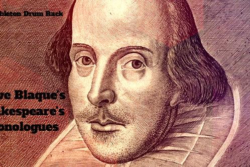 Steve BLaque's Shakespeare's Monologues Ableton Drum Rack