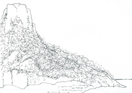 Ch 1 No 8 Island of mist scan of drawing