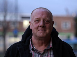 Harry Dent speaks to The Chronicle about being on Universal Credit with a learning disability