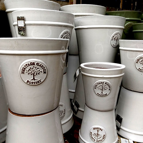 Heritage pot - White. Prices from: