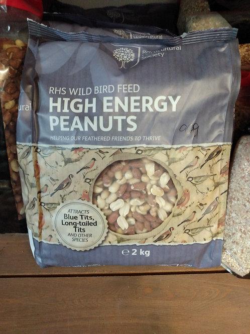High energy peanuts 2kg