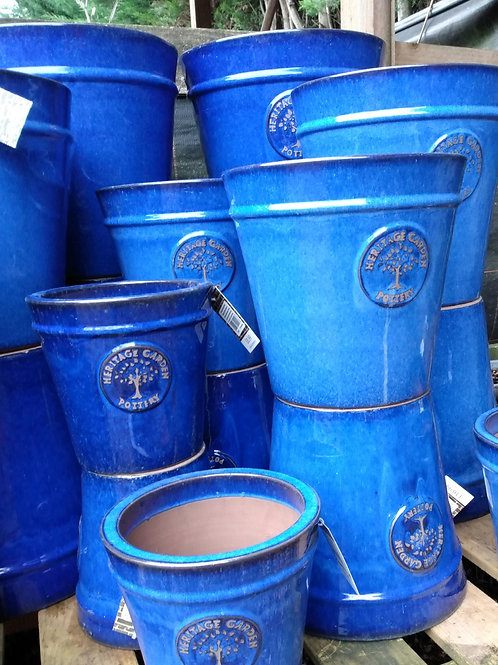 Heritage pot - Blue. Prices from: